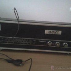 Radios antiguas: RADIO INTER EUROMODUL 70 SPAIN, VINTAGE, FUNCIONA. Lote 52018373