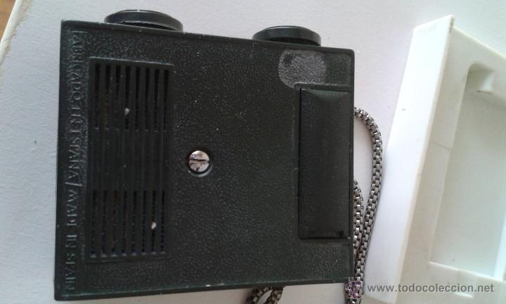 Radios antiguas: ANTIGUO MINI TRANSISTOR INTER EN SU CAJA ORIGINAL - Foto 4 - 52170096
