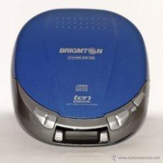 Radios antiguas: DISKMAN BRIGMTON BCD-943 PARA REPARAR. Lote 52288386