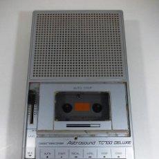 Radios antiguas: RADIO CASETTE ASTRO SOUND. Lote 52704466