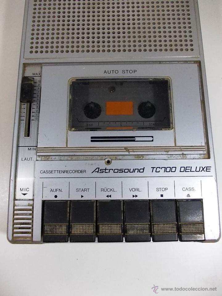 Radios antiguas: RADIO CASETTE ASTRO SOUND - Foto 2 - 52704466