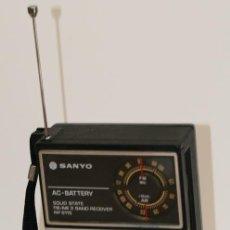 Radios antiguas: RADIO SANYO RP 5115. Lote 52715877