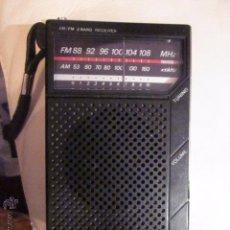 Radios antiguas: TRANSISTOR ANTIGUO SANYO MOD.RP 5065D, DE 3 PILAS. Lote 61276969