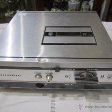 Radios antiguas: CASSETTE GRUNDIG. MEDIDA: 25 X 23 X 9 CMS. ALTURA.. Lote 52904924