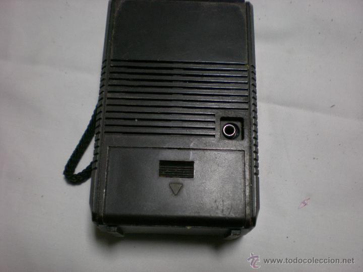 Radios antiguas: RADIO TRANSISTOR PHILIPS PORTATIL - Foto 2 - 52908957