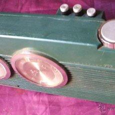 Radios antiguas: TRANSISTOR DE DISEÑO LAVIS 772 AM/FM MADE IN SPAIN. Lote 52940492