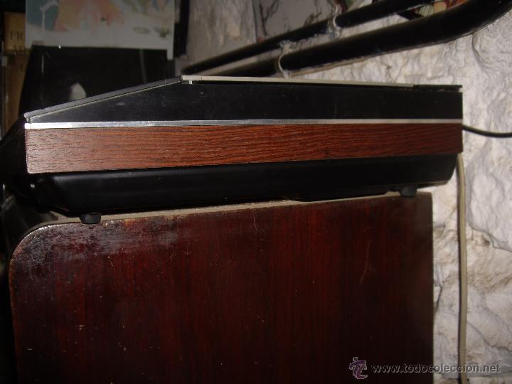 Radios antiguas: Tocadiscos radio cassette BANG & OLUFSEN BEOCENTER 7002, HI-FI año 1982, Made in Denmark - Foto 13 - 52968858