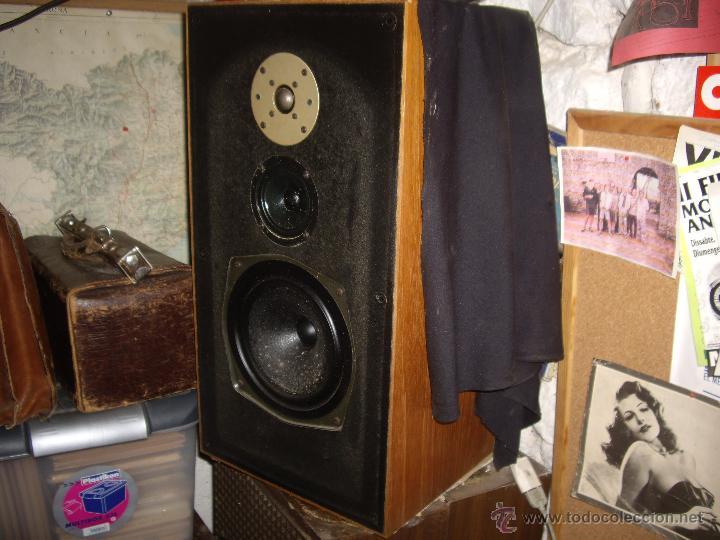 Radios antiguas: Tocadiscos radio cassette BANG & OLUFSEN BEOCENTER 7002, HI-FI año 1982, Made in Denmark - Foto 17 - 52968858