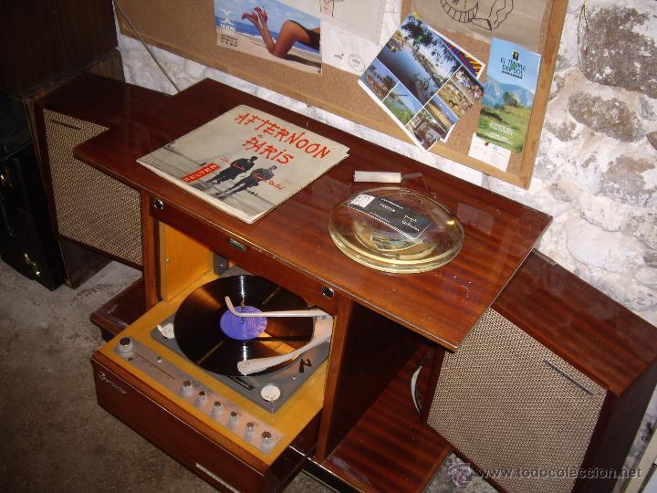 Radios antiguas: Tocadiscos radio cassette BANG & OLUFSEN BEOCENTER 7002, HI-FI año 1982, Made in Denmark - Foto 20 - 52968858