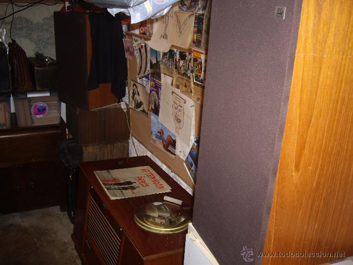 Radios antiguas: Tocadiscos radio cassette BANG & OLUFSEN BEOCENTER 7002, HI-FI año 1982, Made in Denmark - Foto 23 - 52968858