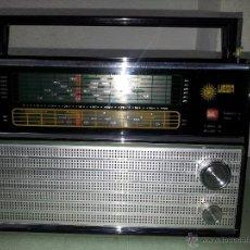 Radios antiguas: RADIO MULTIBANDAS VEGA 206. Lote 53059836