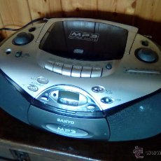 RADIO CASETTE CON CD