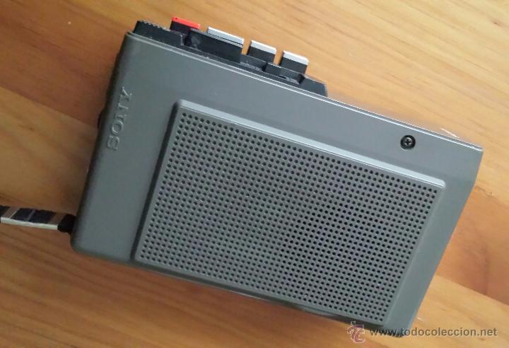 Radios antiguas: GRABADORA SONY. CASSETE CORDER TCM-3 - Foto 3 - 53414988