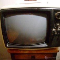 Radios antiguas: TELEVISOR PORTATIL DE BLANCO Y NEGRO- WELTBLICK-. Lote 53441105