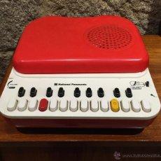Radios antiguas: TOCADISCOS PIANO NATIONAL PANASONIC. Lote 53451572