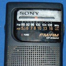 Radios antiguas: RADIO TRANSISTOR SONY. Lote 53456900
