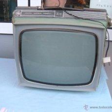 Radios antiguas: TELEVISOR PORTATIL GENERAL ELECTRICA ESPAÑOLA. Lote 53809960