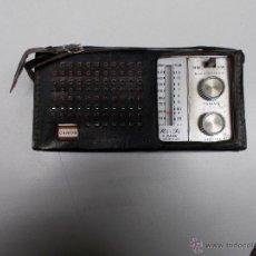 Radios antiguas: ANTIGUA RADIO CANION HI FI, 2 BANDAS. Lote 176571678