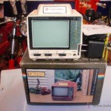 Radios antiguas: RADIO TV 4.5 PULGADAS NUEVA A ESTRENAR. Lote 54013441