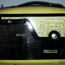 Radios antiguas: RADIO CELARD CAPTE. Lote 54039402