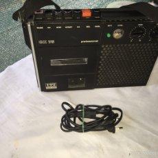 Radios antiguas: CASSETTE GRABADOR REPRODUCTOR ITT CX 75 PROFFESSIONAL. Lote 54225989