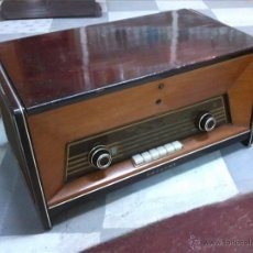 Radios antiguas - radio tocadiscos philips - 54274461