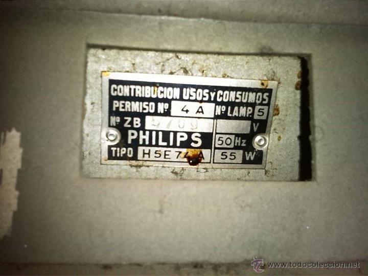 Radios antiguas: radio tocadiscos philips - Foto 3 - 54274461
