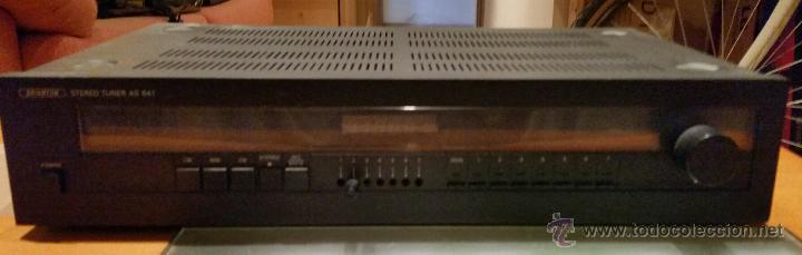 SINTONIZADOR BRIGMTON AS-641 (Radios, Gramófonos, Grabadoras y Otros - Transistores, Pick-ups y Otros)