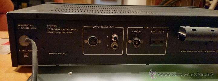 Radios antiguas: SINTONIZADOR BRIGMTON AS-641 - Foto 4 - 54298148