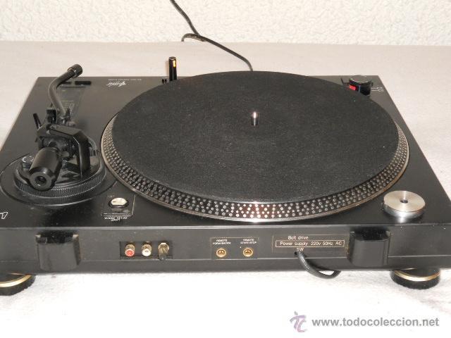 Tocadiscos plato dj fonestar sf 2400b tipo tec comprar - Plato discos vinilo ...