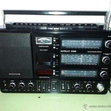 Radios antiguas: RADIO MIULTIBANDAS GRUNDIG 3400. Lote 186162926