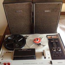 Radios antiguas: MAGNETOFONO SONY TC-270.AÑO 1973-1974. Lote 54466763