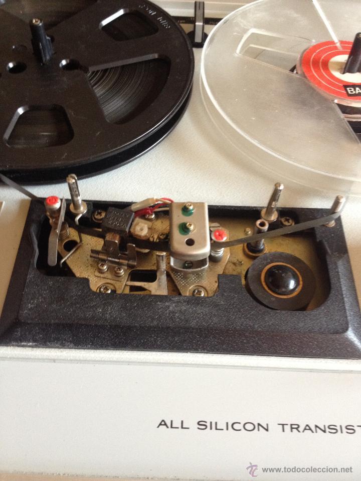 Radios antiguas: MAGNETOFONO SONY TC-270.Año 1973-1974 - Foto 6 - 54466763
