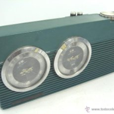 Radios antiguas: ANTIGUA RADIO - TRANSISTOR LAVIS 727 AM / OC / FM - MADE IN SPAIN AÑOS 70 -. Lote 98963008