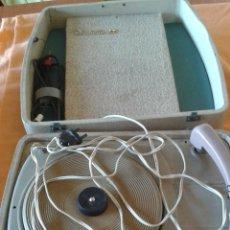 Radios antiguas: . TOCADISCOS MARCA COSMOS MODELO DUALETTE 77 FUNCIONA . Lote 54734599