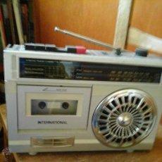 Radios antiguas: RADIO CASSETTE . Lote 161355997