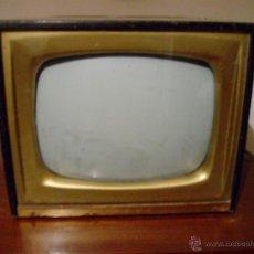 Radios antiguas - antigua television de blanco y negro- marconi- - 56146623