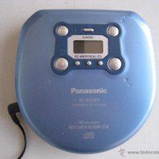 Radios antiguas: DISCMAN PANASONIC SL - SX 220.. Lote 54992324