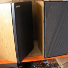 Radios antiguas: ESPECTACULARES Y ANTIGUOS ALTAVOCES NORMENDE LB 750 EN PERFECTO ESTADO DE FUNCIONAMIENTO. Lote 55007106