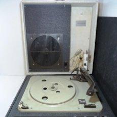 Radios antiguas: PICU DE LA MARCA BETTOR MARK -80 . Lote 55023801