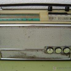 Radios antiguas: RADIO RIBET DESJARDINS. Lote 55086625