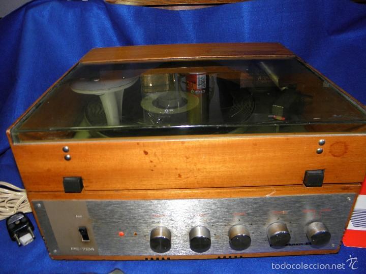 Radios antiguas: TOCADISCOS PERPETUUM-EBNER DE LUXE - Foto 3 - 55142055