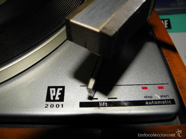 Radios antiguas: TOCADISCOS PERPETUUM-EBNER DE LUXE - Foto 6 - 55142055
