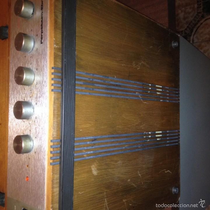 Radios antiguas: TOCADISCOS PERPETUUM-EBNER DE LUXE - Foto 10 - 55142055