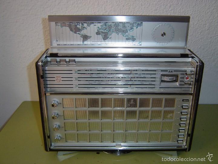 Radios antiguas: RADIO PHILIPS DE LUXE - Foto 1 - 77422906