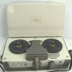 Radios antiguas: MAGNETOFON DICTAFONO -TIPO WALKMAN PORTATIL -AIWA TP-32A- MAGNETOFONO GRABADORA-TP32A . Lote 55684680