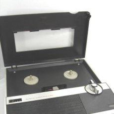 Radios antiguas: MAGNETOFON DICTAFONO - PORTATIL - SONY SOLID STATE TC-222 - MAGNETOFONO GRABADORA - TC222. Lote 55685073