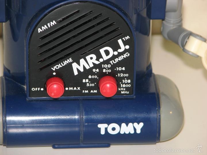 Radios antiguas: ROBOT TRANSISTOR TOMY - Foto 2 - 55712342