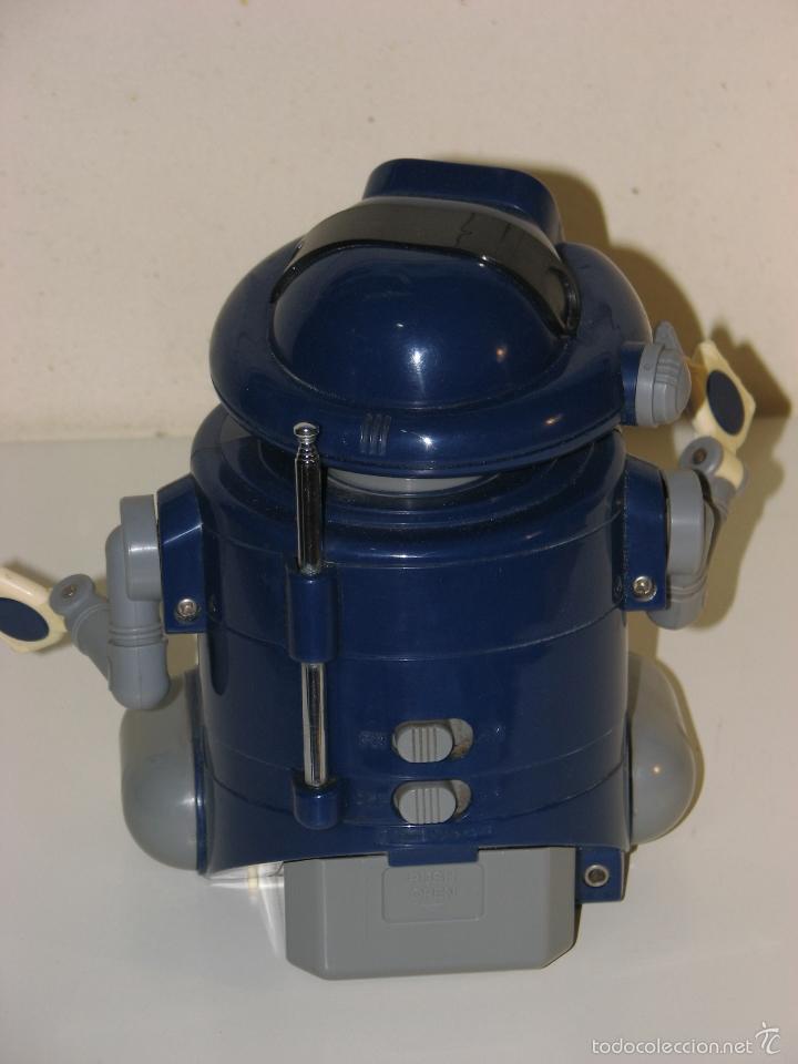 Radios antiguas: ROBOT TRANSISTOR TOMY - Foto 4 - 55712342