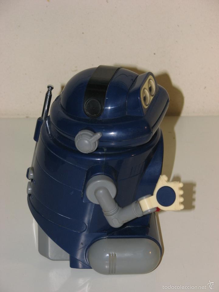 Radios antiguas: ROBOT TRANSISTOR TOMY - Foto 5 - 55712342